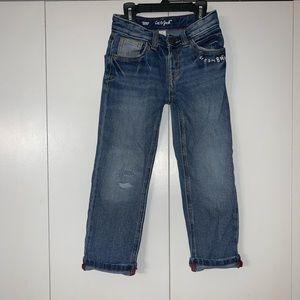 Dream Big Distressed Jeans 4t